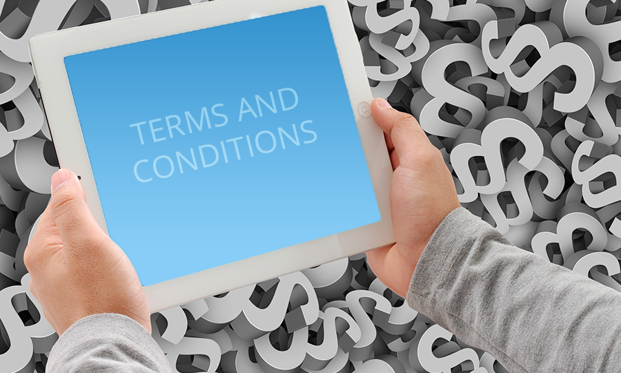 Also read our terms and conditions